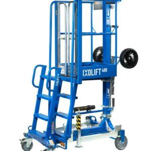 Arbeidsplattform IXOLIFT hjulgang