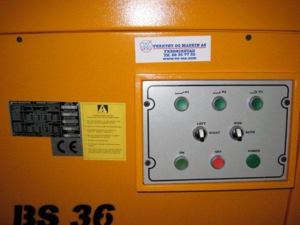 Armeringsbøyer BS36 4 sleider panel