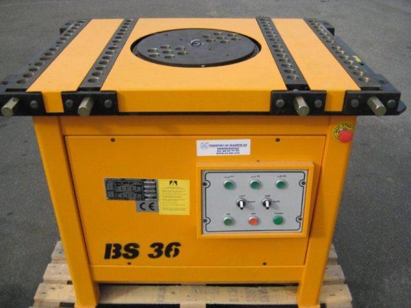 Armeringsbøyer BS36 4 sleider