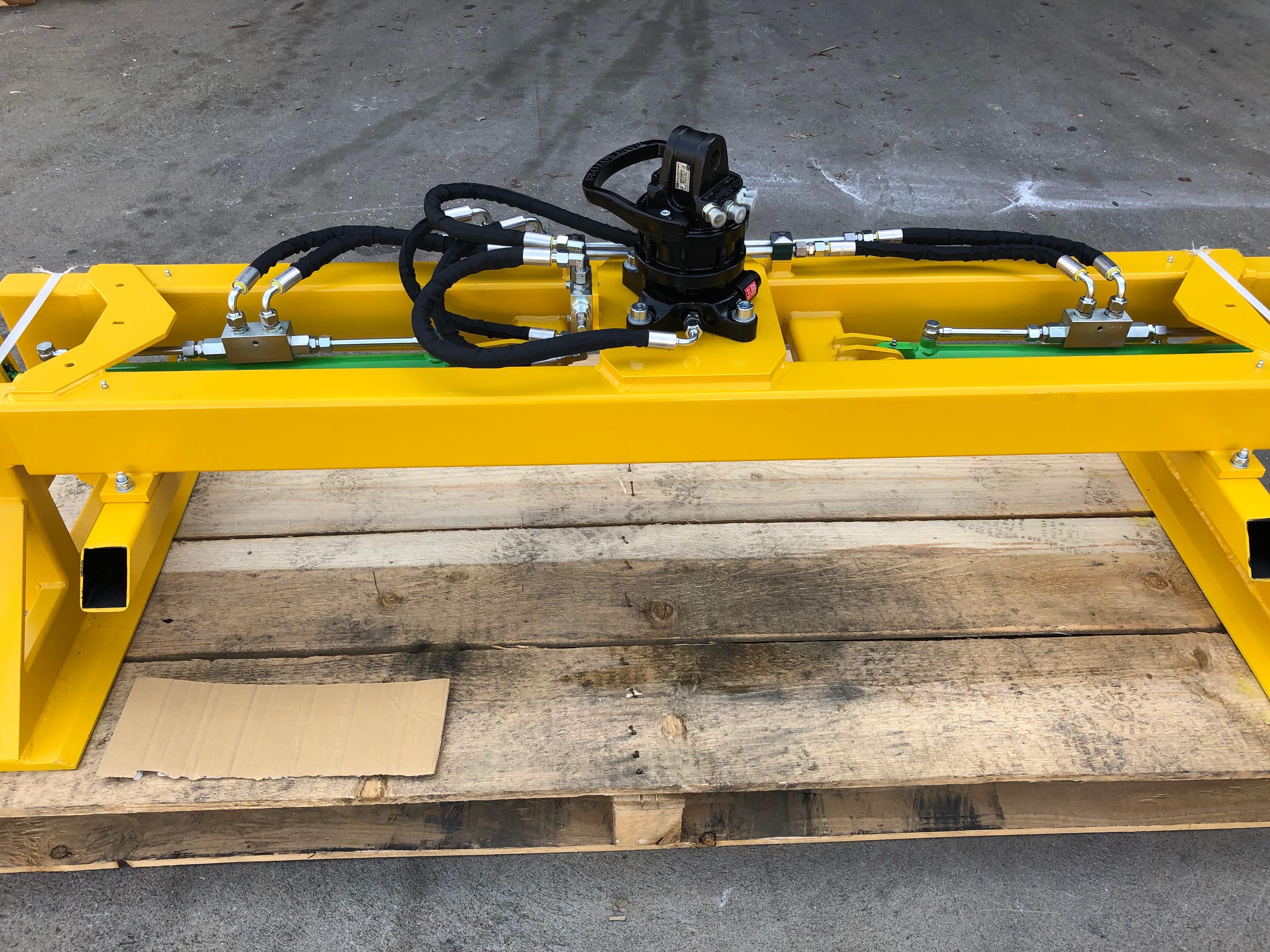 2766 00230 Svilleløfter for 3 sviller med rotator 1 Hjem
