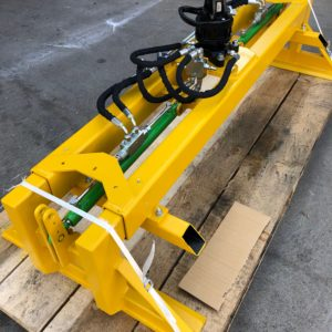 Svilleløfter for 3 sviller med rotator_