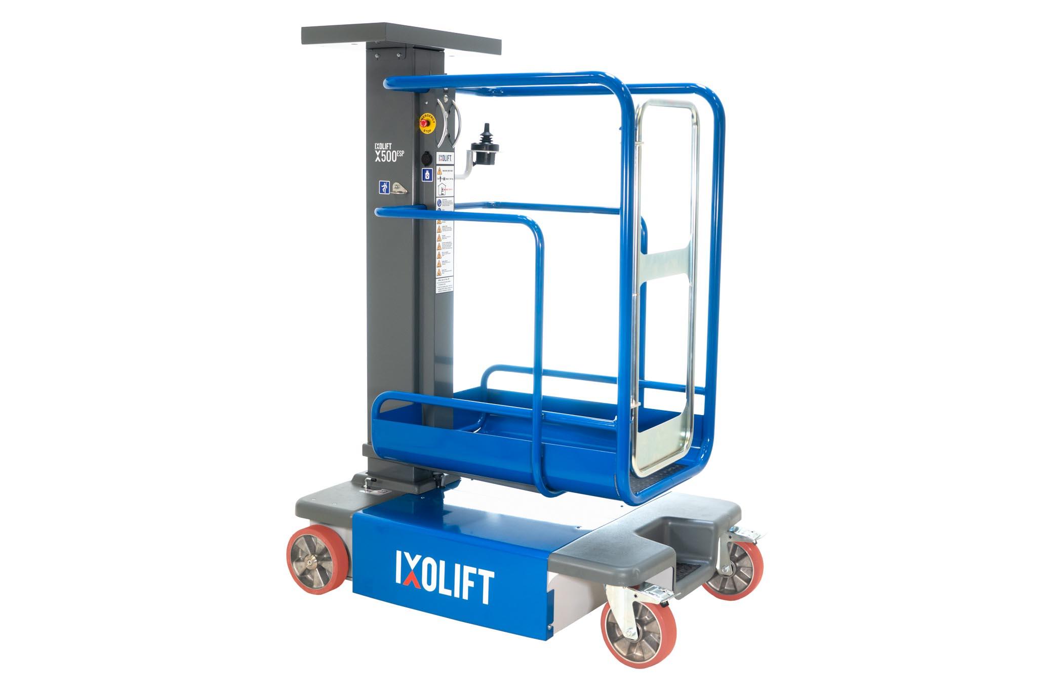 IXOLIFT X500 Down v1.2 WebRes Hjem
